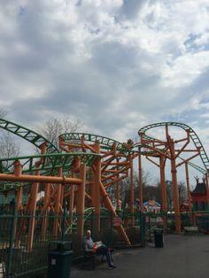Pandemonium - Six Flags New England