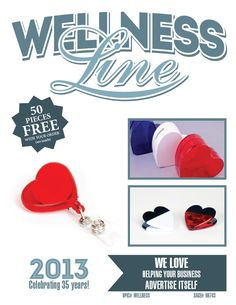 2013 Full Line Catalog from Wellness Interactive