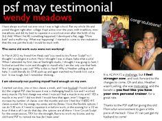 May Testimonial
