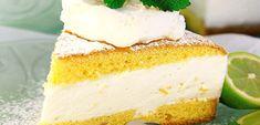 QimiQ Topfen-Sahne-Torte No Bake Cake, Vanilla Cake, Bakery, Cheesecake, Food And Drink, Yummy Food, Yummy Recipes, Favorite Recipes, Cream