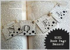 NOEL banner: My Heart's Song