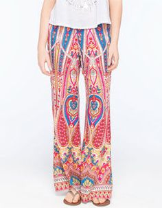 BILLABONG Island Escape Womens Beach Pants