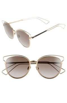 Dior 'Sideral' 56mm Sunglasses (Regular Retail Price: $465.00)