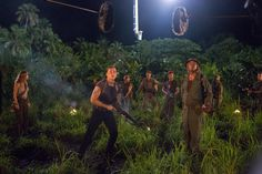 Tom Hiddleston Kong: Skull Island From http://tw.weibo.com/torilla/4070403716378503