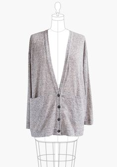 GARMENT DETAILS The Driftless Cardigan drapes beautifully and has a casual, yet polished appearance. It's the perfect cardigan for cooler temperatures throughou