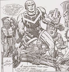 Cap'n's Comics: Cap'n Victory by Jack Kirby