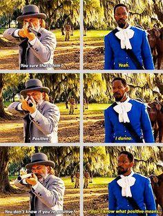 #DjangoUnchained (2012)