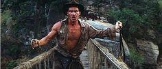 Indiana Jones (Harrison Ford) - Indiana Jones and the Temple of Doom (1984)
