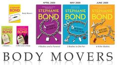 Body Movers Series 3 to 7    (IN CHAPTERS) - Stephanie Bond