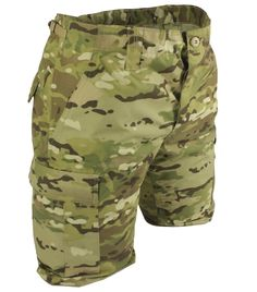 SKD Enhanced Combat BDU Shorts in 50/50 NYCO thats IRR Compliant