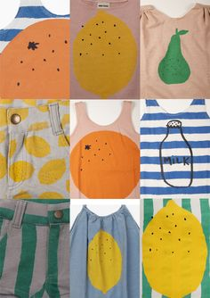 bobo choses le petit grocery eco unisex baby clothes http://read.prettygoodgreen.com/pgg-loves-eco-unisex-baby-clothes