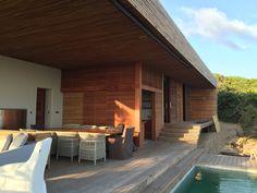 Vista Abril, Mozambique - by Jacques Cronje Timber Design Timber Frame Homes, Hdr, Building Design, Screens, Exterior, Patio, Contemporary, Architecture, Outdoor Decor