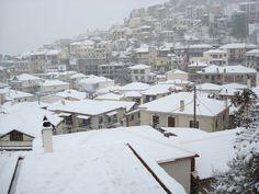 Arachova, HELLAS Delphi Greece, Most Beautiful, Beautiful Places, Ski Slopes, Greece Travel, Serenity, Skiing, Outdoor, Christmas