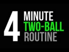 How To: Improve Your Ball Handling | Daily 4 Minute Two Ball Routine | Pro Training Basketball - YouTube