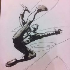 Daredevil by Cary Nord Comic Books Art, Comic Art, Book Art, Marvel Art, Marvel Comics, Daredevil Art, American Comics, Marvel Characters, Art Sketches