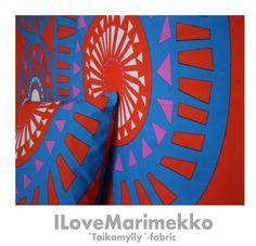 Marimekko Taikamylly-fabric