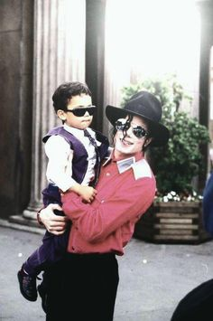 """When I see children, I see the face of God. That's why I love them so much."" ~Michael Jackson."