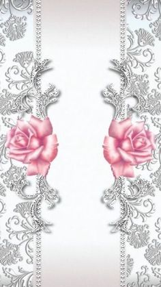 New Ideas For Wall Paper Vintage Desktop Pink Roses