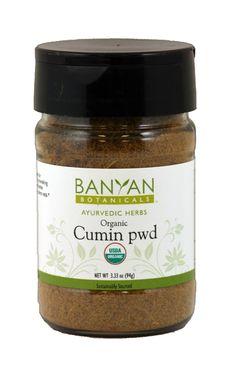 Cumin, org. pwd. (3.33 oz. Spice Jar) $6.97