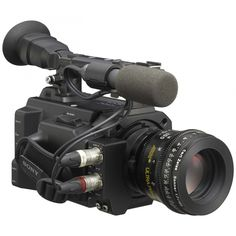 Sony PMW-F3L - Super 35mm Exmor CMOS sensor with PL lens mount CineAlta camcorder recording full HD / SD