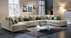 Wedding Sofa, Latest Design Sofa Set, 7 Seat Large Corner Sofa