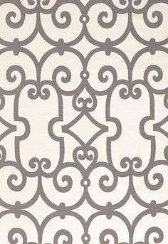 Trellis fabric from My Sparrow. Wish list!
