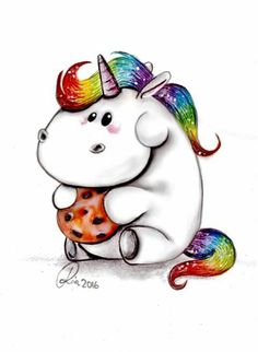 A unicorn after my own heart!