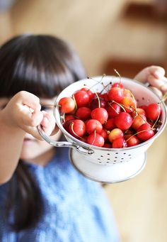 Cherries! by chick*pea on Flickr.