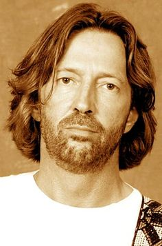 """Eric Clapton """"You know.....he's a really good guitar player!"""""""