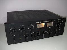 Vintage integrated amp Sanyo DCA 611 (1978)