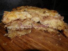 Neįprastas obuolių pyragas