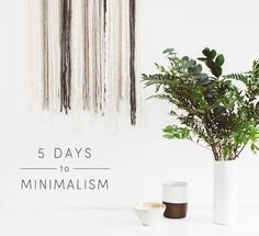 Ready to make your home a minimalist sanctuary? We thought so.