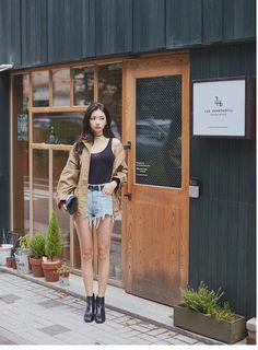 #Chuu 2016 #style #사랑해츄 #SungKyung
