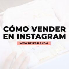 62 Ideas De Como Vender Tu Producto En Instagram En 2021 Instagram Estrategias De Venta Marketing De Contenidos