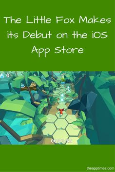 Check out The Little Fox a fantastic fairytale styled hexagonal runner with innovative gameplay set in different worlds.