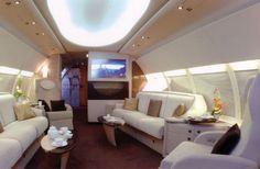 Corporate Jet Interiors