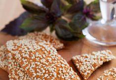 Celozrnné krekry Bread, Tableware, Food, Gardening, Dinnerware, Brot, Tablewares, Essen, Lawn And Garden