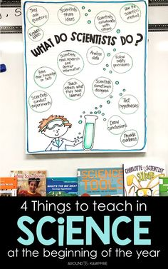 Second Grade Science, Teaching Second Grade, Third Grade Math, Middle School Science, Science Anchor Charts 5th Grade, 5th Grade Classroom, Science Classroom, Teaching Science, Science Room