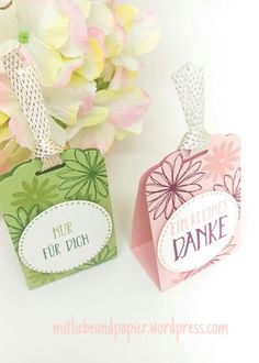 Homemade Gifts Stampin & # Up Guest Gift 'Ferrero-Kisses Wrap' Fall Wedding Drinks, Wedding Favors, Party Favors, Homemade Gift Bags, Stampin Up, Ramadan Gifts, Sweet Box, Great Wedding Gifts, Guest Gifts