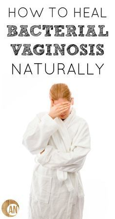 Find out how to How To Heal Bacterial Vaginosis Naturally!