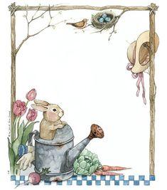 Без заголовка. Обсуждение на LiveInternet - Российский Сервис Онлайн-Дневников Bunny Drawing, Bunny Art, Beatrix Potter, Illustrations, Illustration Art, Peter Rabbit Figurines, Evans Art, Victorian Wallpaper, Country Paintings