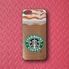 iPhone case that looks like a Starbucks drink