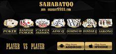 AGEN BANDARQ | DOMINO 99 | POKER ONLINE TERPERCAYA DAN SALAH SATU YANG TERBESAR DI ASIA * Minimal DEPOSIT Rp 20.000,- * Tersedia 7 game dalam 1 USER ID * BONUS Cashback 0.3% * BONUS Referral 15% <> Contact Us <> Fanspage FB : Sahabat QQ Pin BB : 2BCD6D81 Pin BB : 2BD6A2E3 WA : +855-81734021 LINE : SAHABATQQ WECHAT : SAHABATQQ INSTAGRAM : SAHABATQQ ASIA YM : cs2_sahabatqq@yahoo.com Kami Siap Melayani anda 24 jam Nonstop Link : Sahabat9988*com Sahabathoki*com Sahabatdunia*com