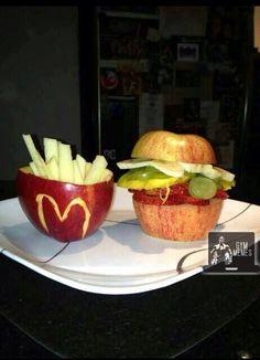 McDonald's #healthy meal