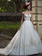 Casa Blanca Bridal Gown from Blossoms Bridal