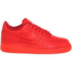 84d14ed58b23 Nike Air Force 1 Lo (w) University Red Qs - Hers trainers