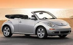 Convertible Beetle/Bug/VW: I'd love to have one of those, but maybe a different color. Maybe a burnt orange or a purple with lime green flames on the sides, idk. ~Brandi~