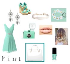 """Mint"" by dreamlaughkisscry on Polyvore featuring Michael Kors, Humble Chic, MDMflow, JINsoon, hippie, pastel, mint and retro"