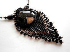 Кулоны   biser.info - всё о бисере и бисерном творчестве