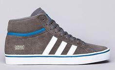 "adidas Skateboarding Americana VIN Mid ""Hero Blue"""